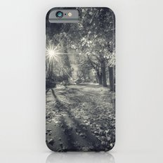 The Last Weekend of Calming Yellow Autumn V iPhone 6 Slim Case