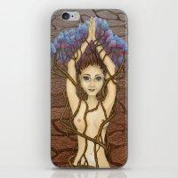 Womanity iPhone & iPod Skin