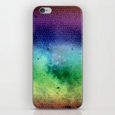 sky the way iPhone & iPod Skin