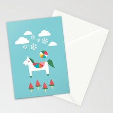The Snowy Day Stationery Cards
