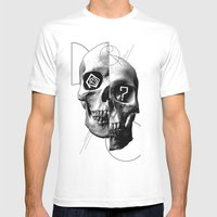 Dazed & Confused Mens Fitted Tee White SMALL