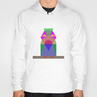 Bird Shape Hoody