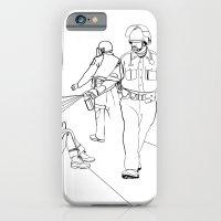 Pepper Spray(Illustratio… iPhone 6 Slim Case