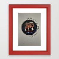 You Don't Mean Anything To Me Framed Art Print