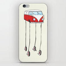 the daliwagen iPhone & iPod Skin