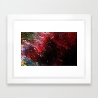 Universy Alcyoneum Framed Art Print