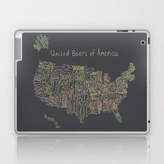 United Beers of America Laptop & iPad Skin