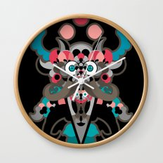 Dream Eater Wall Clock