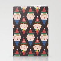 Day 25/25 Advent - a Christmas Carol Stationery Cards