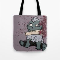 Zom-Boy  Tote Bag