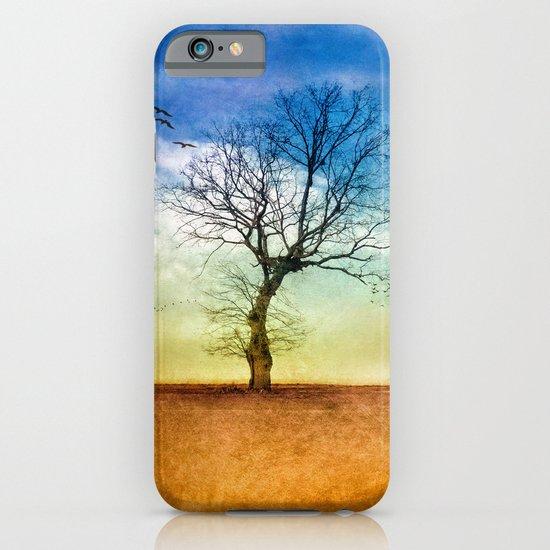ATMOSPHERIC TREE | Autumn Light iPhone & iPod Case