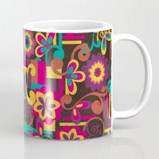 Arabesque Floral Mug