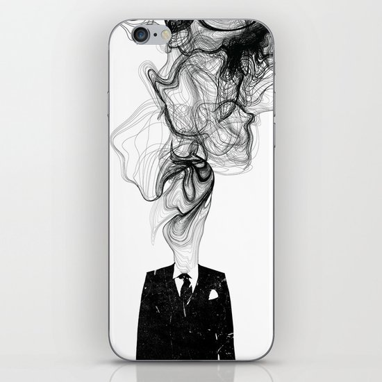 An Offer You Can't Refuse iPhone & iPod Skin