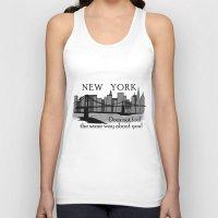 NYC Unisex Tank Top