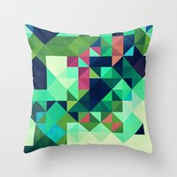 gizah (variant) Throw Pillow