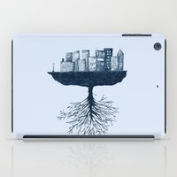 The World Against The Wo… iPad Case