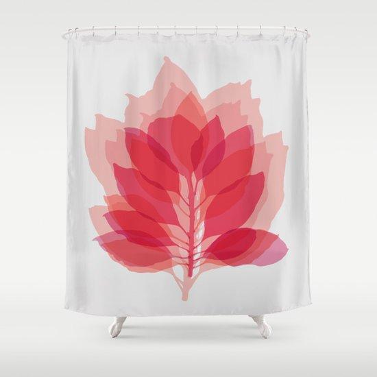 Blossom Rose Shower Curtain