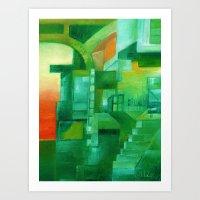 Different Kinds Of Morni… Art Print