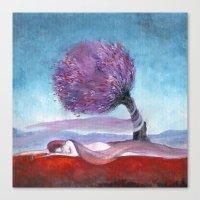 Track 26: Abigail Part I… Canvas Print