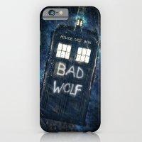 Bad Wolf TARDIS iPhone 6 Slim Case