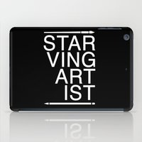 Starving Artist iPad Case