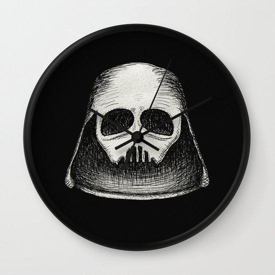Death Vader Wall Clock
