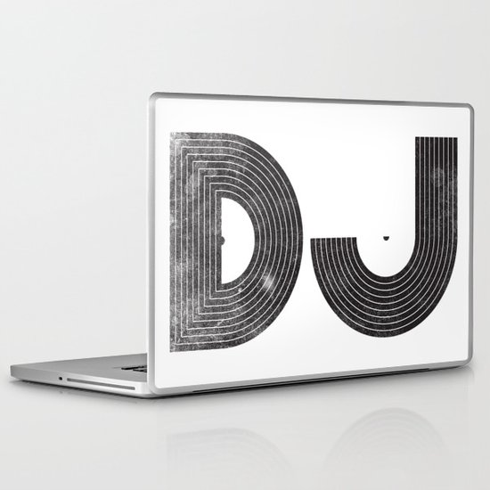 DJ Laptop & iPad Skin