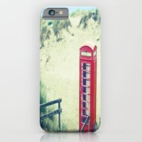 iPhone & iPod Case featuring A Call From Paradise by Maddie Weaver