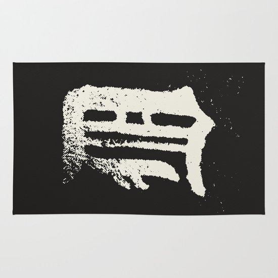Detroit Rug By Landon Sheely