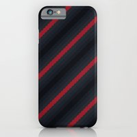 iPhone Cases featuring Circular Lines by Mark Kriegh