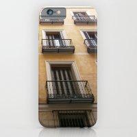spanish windows iPhone 6 Slim Case