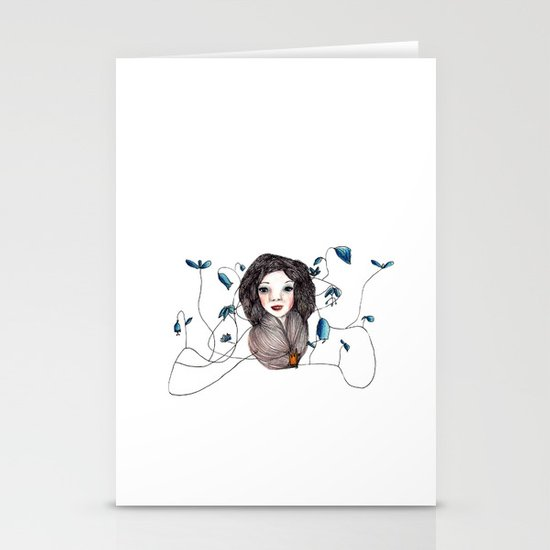 Pirlipat Stationery Card