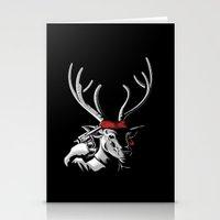 The Deer Hunter Stationery Cards