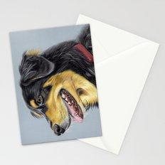 Dog Portrait 1 Stationery Cards