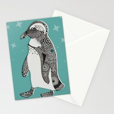 Penguin Stationery Cards