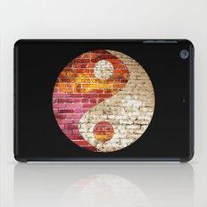 Brick Yin Yang iPad Case