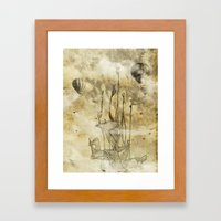 Strange World Framed Art Print
