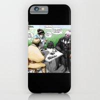 iPhone & iPod Case featuring A falar é que as pessoas se entendem by Pedro Alves