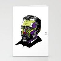 V. Van Gogh Stationery Cards