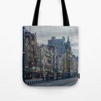 Amsterdam Layover Tote Bag