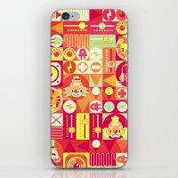 Electro Circus iPhone & iPod Skin