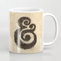 Ink Ampersand Mug