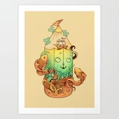 Joy Of Creativity Art Print