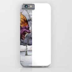 BEAST AND BEAUTIFUL iPhone 6s Slim Case