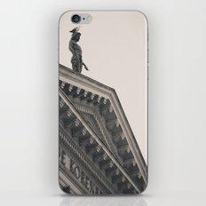 Bird1 iPhone & iPod Skin