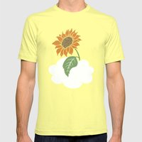 Sunflower Mens Fitted Tee Lemon SMALL