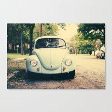 bug love Canvas Print