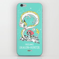 Dragon Hunter iPhone & iPod Skin