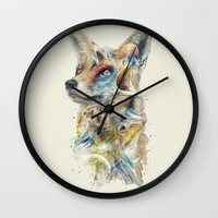 Heroes Of Lylat Starfox … Wall Clock