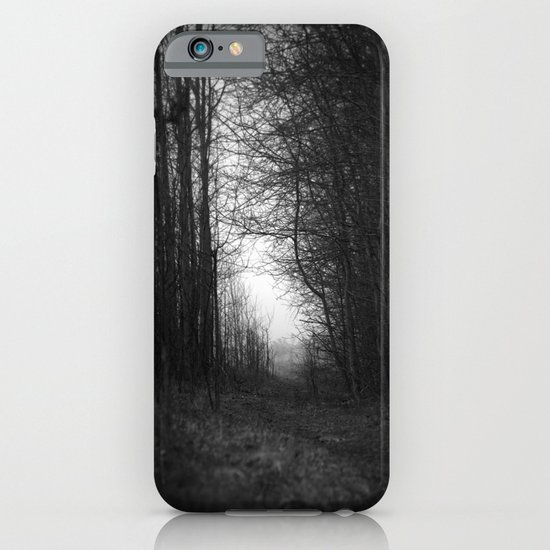 In the deep dark forest... iPhone & iPod Case
